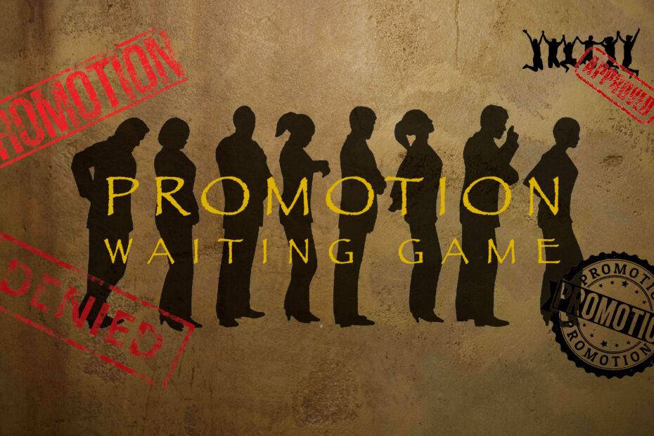 The Promotion Waiting Game