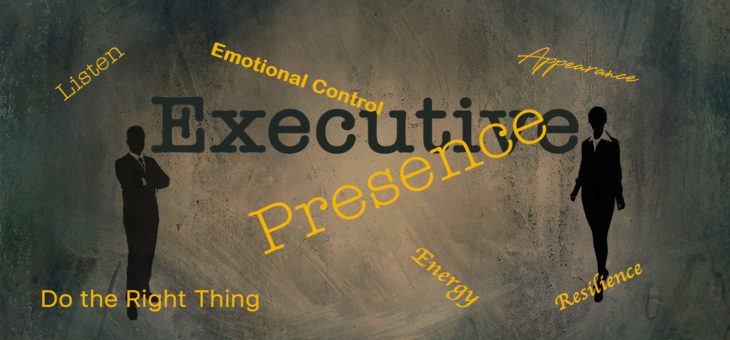 Executive Presence: Elevate your Brand with These Six Behaviors