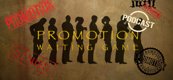 Promotions: What to do While Waiting for a Promotion or if you Don't Get It