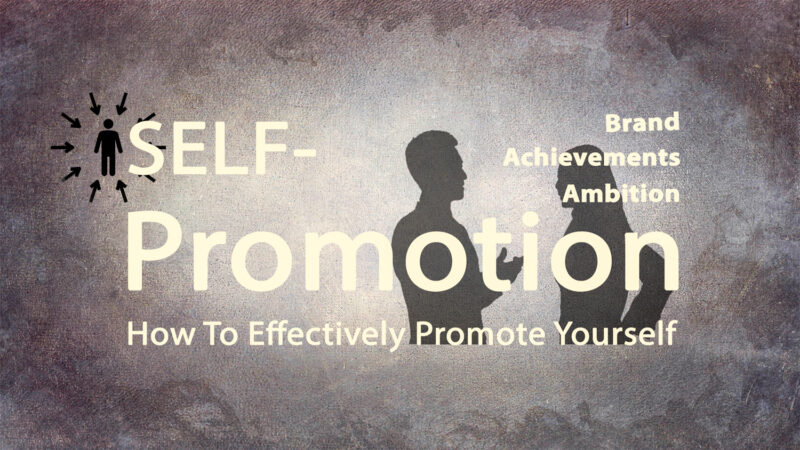 Self-Promotion