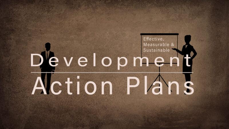 Development Action Plans