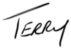 Terry Signature