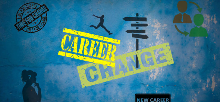 Career Change: Five Actions to Help Execute a Successful Transition